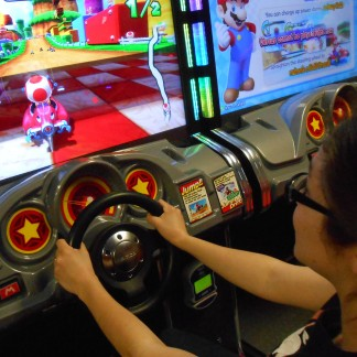 Mario Kart!